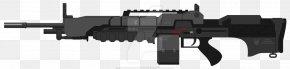 Machine Gun - General-purpose Machine Gun Firearm Weapon PNG