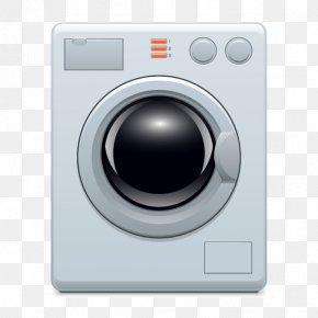 Vector Washing Machine - Home Appliance Refrigerator Washing Machine Gas Stove PNG