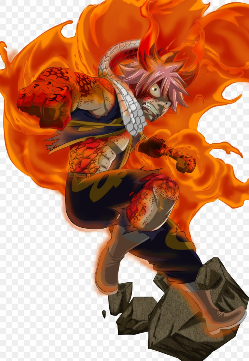 Natsu Dragneel Happy Fairy Tail Dragon Slayer Png 896x1300px