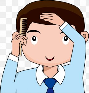 Comb Hair Cliparts - Comb Brush Hair Clip Art PNG