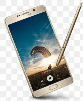 Smartphone - Smartphone Samsung Galaxy Note 5 Feature Phone PNG