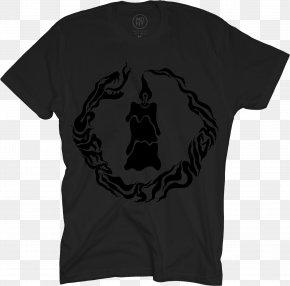 T-shirt - T-shirt Logo Sleeve Font PNG