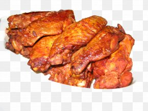BBQ Chicken Wings - Buffalo Wing Cajun Cuisine Barbecue Chicken Kebab PNG