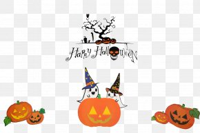 Happy Halloween - Halloween Theme Desktop Environment Wallpaper PNG