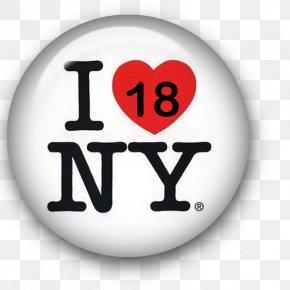 I Love New York - New York City T-shirt I Love New York Gift Souvenir PNG