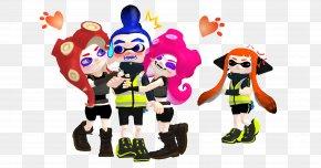 Splatoon 2 Fanart Nintendo Fan - Splatoon 2 Video Games Cartoon Fan Art PNG