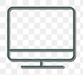 Rectangle Web Page Icon - Computer Icon Online Icon Social Market Icon PNG