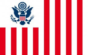American Flag Page Border - Flag Of The United States Coast Guard PNG