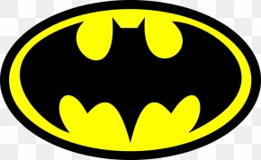 Batman Vector Logo - Batman Logo Sticker Clip Art PNG