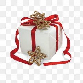 Christmas Present - Christmas Gift Decorative Box PNG