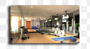 Fitness Center - Fitness Centre Ezra On Riley Park Interior Design Services Animation Architecture PNG