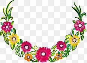 Flower - Floral Design Flower JPEG Wreath PNG