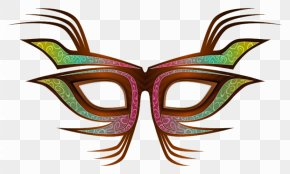 Masquerade Clipart - Mask Party Masquerade Ball Clip Art PNG