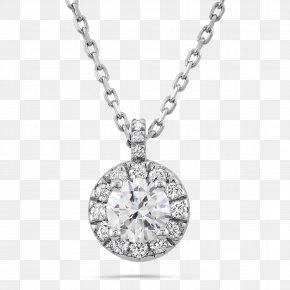 Pendant Image - Pendant Necklace Jewellery Diamond PNG