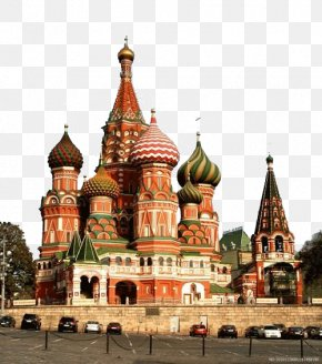 Russia Ancient Architecture Red Square - Moscow Kremlin Saint Basils Cathedral Red Square Kazan Cathedral, Saint Petersburg China PNG