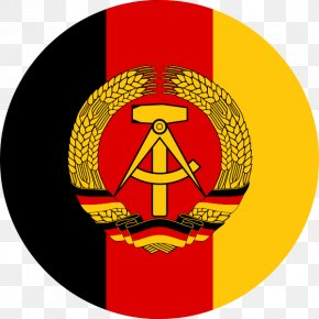 T-shirt - East Berlin T-shirt National Emblem Of East Germany National People's Army PNG