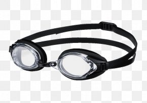 Swimming Goggles - Goggles Swans Swimming Glasses Okulary Pływackie PNG