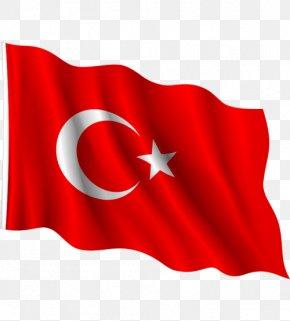 Flag - Flag Of Turkey National Flag Karagül Deri PNG