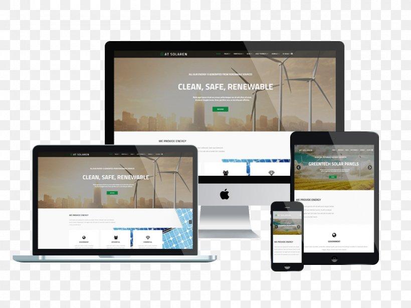 Responsive Web Design Web Development Wordpress Web Template