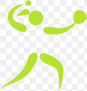 White And Green - Olympic Games Olympic Sports Clip Art PNG