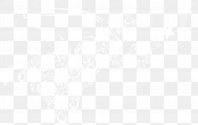 White Angels Decor Clipart Image - Black And White Point Angle Pattern PNG