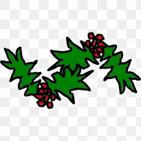Holly Images - Holiday Free Content Christmas Clip Art PNG