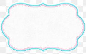 Cloud Border Material - Writing System Art Clip Art PNG