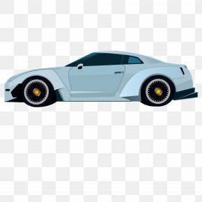 Cartoon Sports Car - Sports Car Supercar Vehicle Insurance PNG
