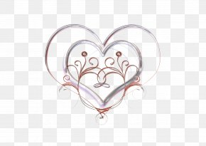 White Love - Love Heart Happiness Couple PNG