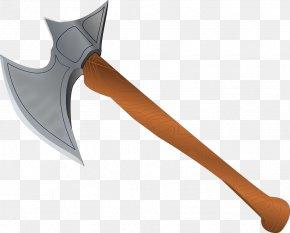 Ax Weapon - Axe Pixel Clip Art PNG