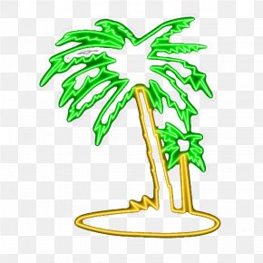 A Coconut Tree - Coconut Gratis Download Computer File PNG
