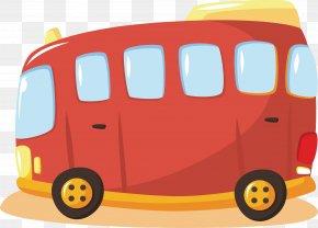 Travel Car - East Java Bus PNG