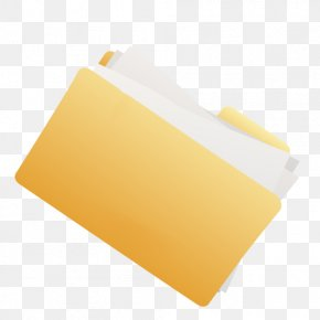 Free Stock Vector Yellow Folder - Document File Format Directory Download Computer File PNG