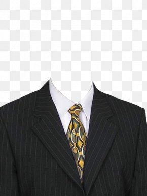 Black Suit And White Shirt - Suit Photomontage Android Application Package Download Photography PNG