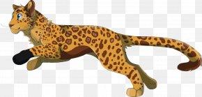 Vector Cheetah - Leopard Cheetah Jaguar Ocelot Cat PNG
