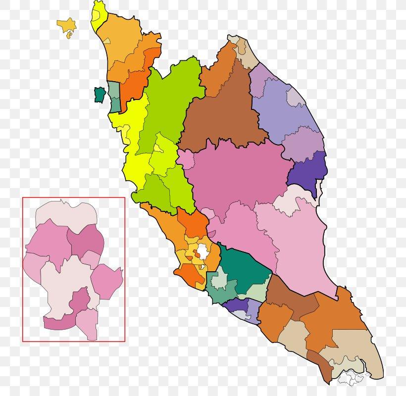 Peninsular Malaysia City Map Flag Of Malaysia Blank Map, PNG ...