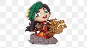 League Of Legends - League Of Legends Action & Toy Figures Riot Games Jinx PNG