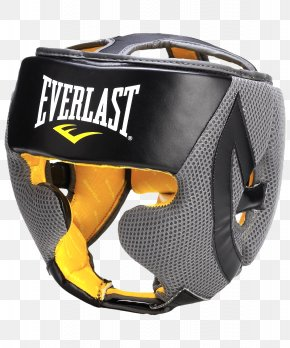 Mma - Boxing & Martial Arts Headgear Everlast Boxing Glove Punch PNG