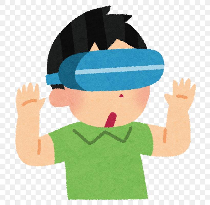 Head-mounted Display Oculus Rift Virtual Reality いらすとや VR ZONE SHINJUKU, PNG, 749x800px, Headmounted Display, Art, Blog, Boy, Computer Download Free
