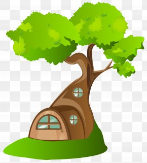 Artwork - Tree House Clip Art PNG