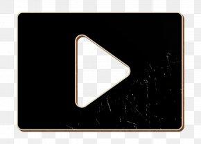 Logo Triangle - Camera Icon Media Icon Movie Icon PNG