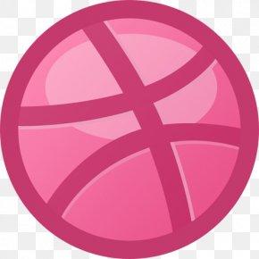 Design - Dribbble Logo Graphic Design PNG