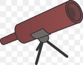Telescope Clip Art - Telescope Clip Art PNG
