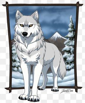 Wolf Snow Mountains - Art Museum Alaskan Tundra Wolf Work Of Art Illustration PNG