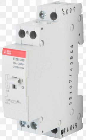 Electroimpulso - ABB Group Electrical Switches ABB Stotz-Kontakt Latching Switch PNG