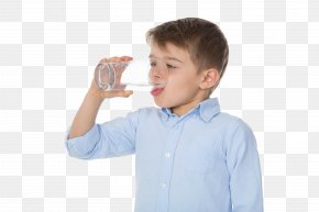 Drinking Water - Drinking Water Glass PNG