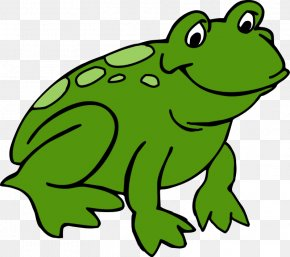 Frog Leaping Cliparts - Frog Clip Art PNG