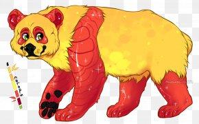 Lion - Lion Bear Cat Animal Basabizitza PNG