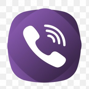 Viber - Viber Telephone Call Icon Design PNG