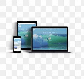 Surf The Internet - Responsive Web Design Website Development PNG